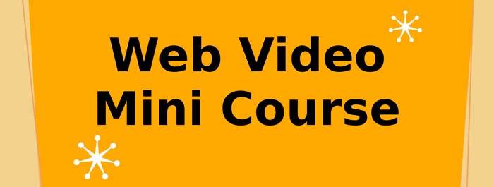 web video mini course