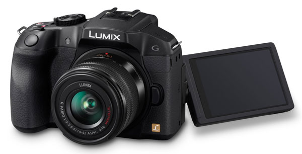 Panasonic Lumix G6, is still the best entry level web video camera