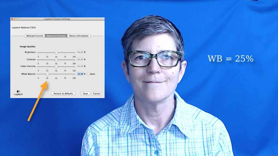 I teach you about White Balance so you will get better color